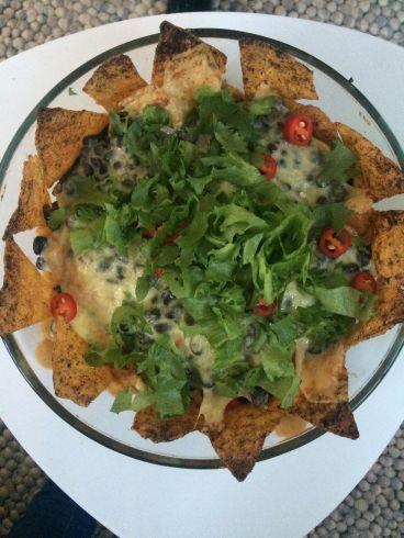 ferdig nachos