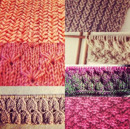 collage strikk